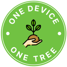 One Device One Tree logo